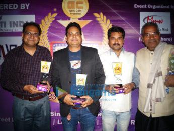 Celebs grace Cinema Aaj Tak Awards 2018