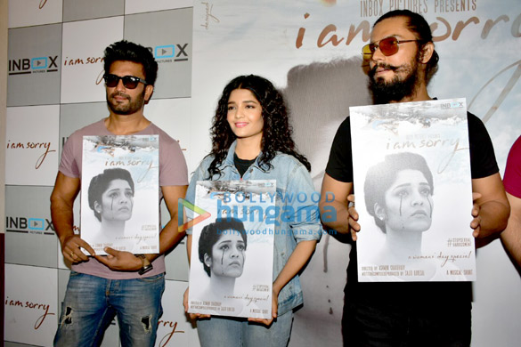 Celebs grace the launch of the short film I Am Sorry
