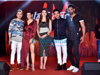 Celebs grace the live music concert of 'Hate Story IV'