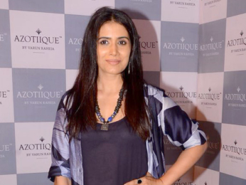 Celebs attend the launch of the multi-designer jewellery store 'Azotiique by Varun Raheja'