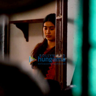 On The Sets Of The Movie Dhadak