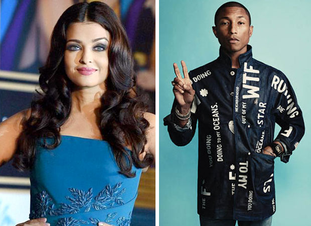 Did Aishwarya Rai Bachchan - Pharrell Williams do a secret photoshoot?
