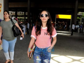 Emraan Hashmi, Kriti Kharbanda and others snapped at the airport