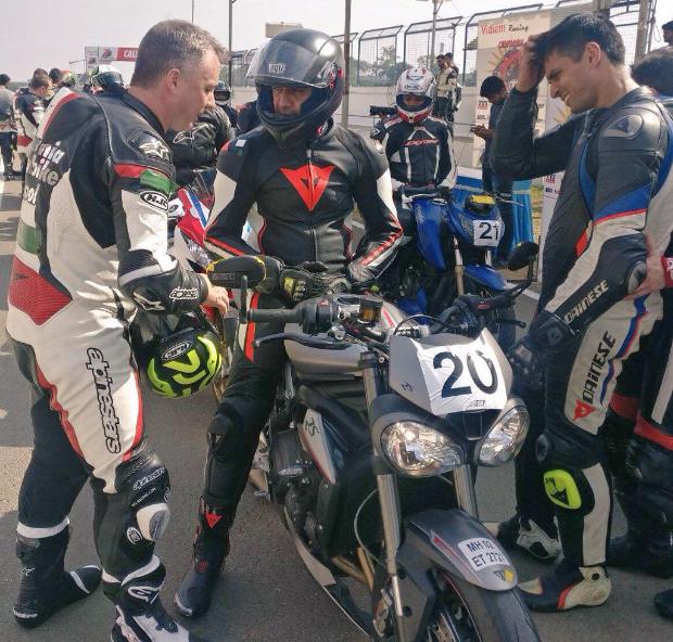 WHOA! Amit Sadh all set to enter India Moto GP