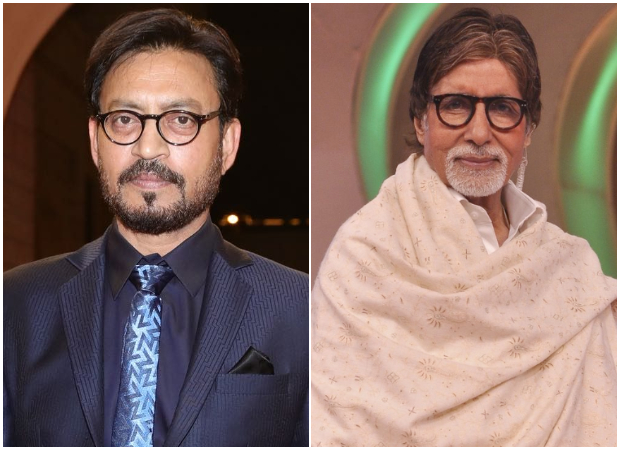 Makers of Blackmail to organize a special screening for Irrfan Khan's Piku co-star Amitabh Bachchan