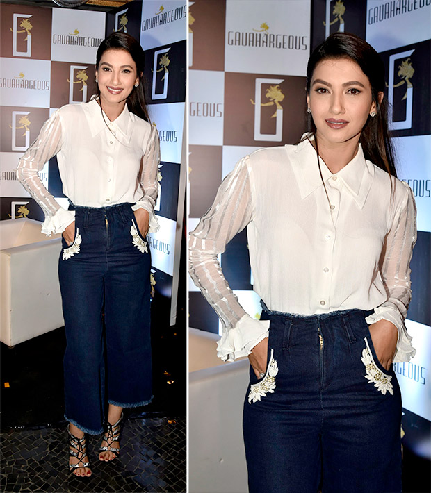 Gauahar Khan pulling off separates from her brand Gauahargeous