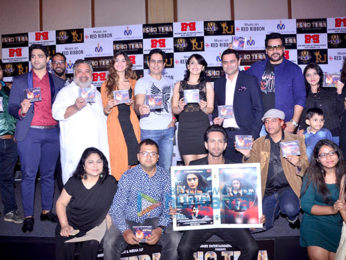 Hrishitaa Bhatt graces the the music launch of 'Ishq Tera'