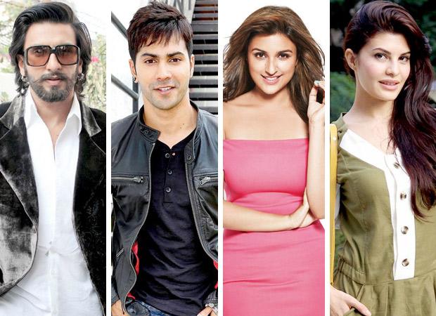 IPL 2018: Ranveer Singh, Varun Dhawan, Parineeti Chopra, Jacqueline Fernandez to add glamour to the opening ceremony