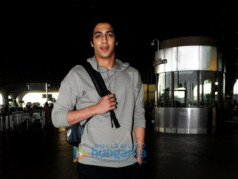 Ileana D'Cruz, Vaani Kapoor and others snapped at the airport