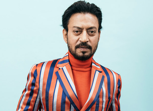 Irrfan Khan posts a new picture of himself with a cryptic poem