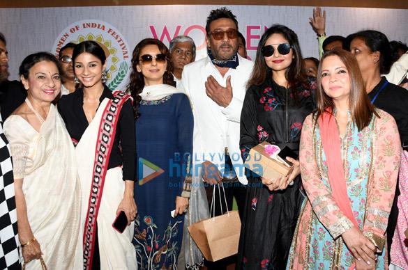 Juhi Chawla, Jackie Shroff and others attend Mumbai Edition of Women of India Organic Festival