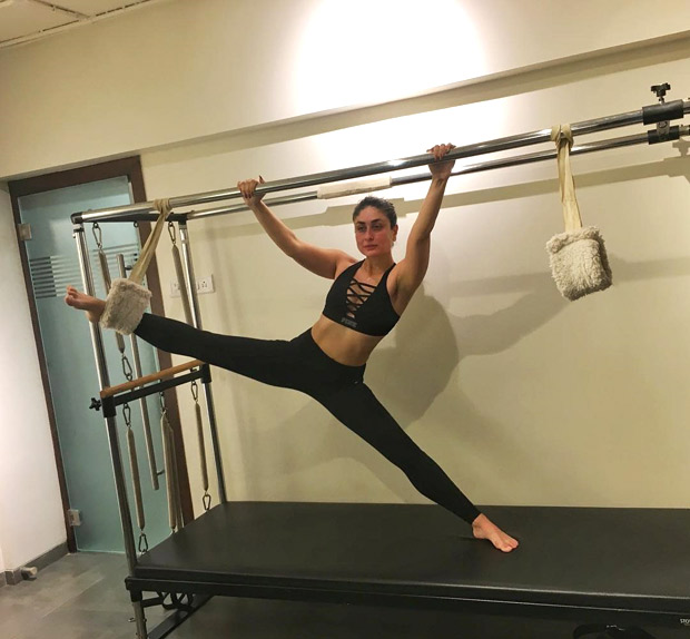 Kareena Kapoor Khan gives some weekend goals with her pilates workout session