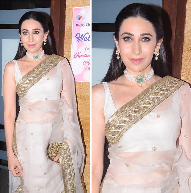 Karisma Kapoor: Simple but significant and elegant