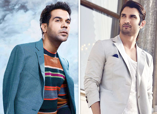 Rajkummar Rao walks out of Sushant Singh Rajput-starrer? Here's the TRUTH!