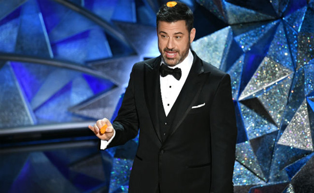 Oscars 2018: Jimmy Kimmel takes a jibe at Harvey Weinstein and 2017's Best Picture goof up in the spotlight