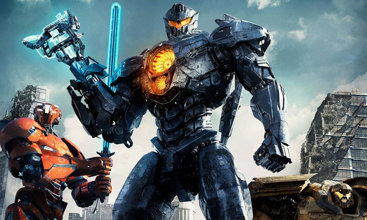 Movie Review: Pacific Rim Uprising (English)