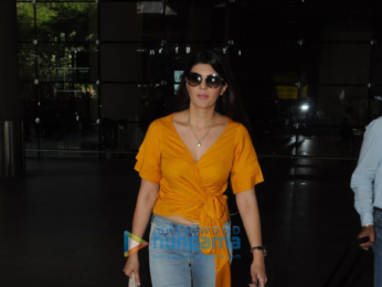 Pooja Hegde, Tamannaah Bhatia and others snapped at the airport