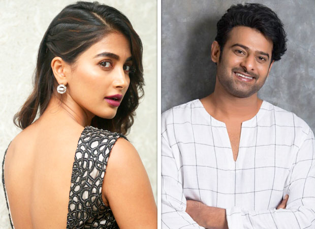 Pooja Hegde signs a film with Bahubali star Prabhas