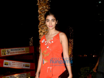 Pooja Hegde snapped at BKC