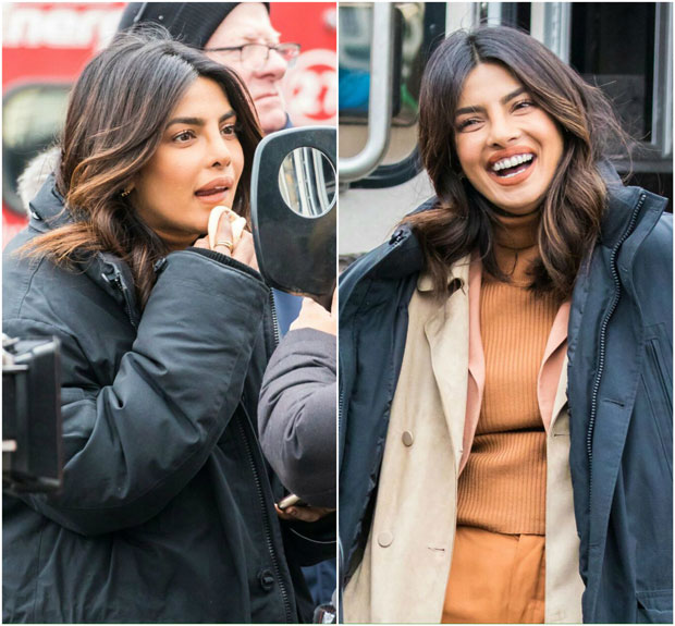 ON THE SET: Priyanka Chopra wraps up New York schedule of Quantico season 3 in style