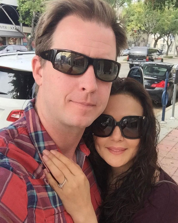 ROMANTIC! Preity Zinta shares this lovely note for hubby Gene Goodenough on their anniversary