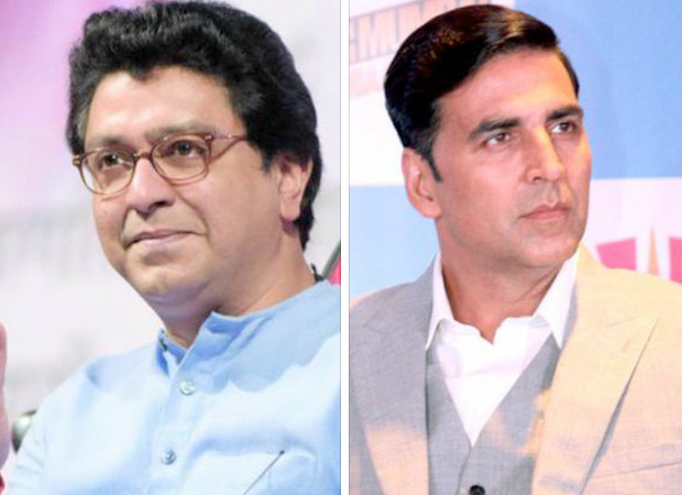 Raj Thackeray takes a jibe at Akshay Kumar's 'Canadian Citizenship' and doing government propaganda movies