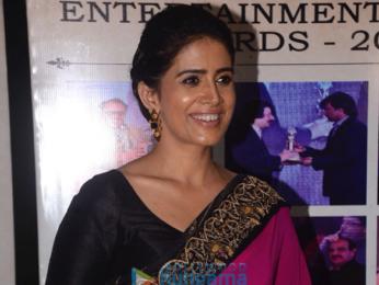 Raveena Tandon and Sonali Kulkarni grace the 2nd Entertainment Trade Awards 2018