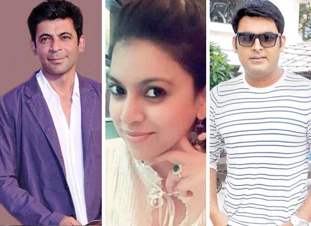 SHOCKING! Sunil Grover ties up with Kapil Sharma's former girlfriend