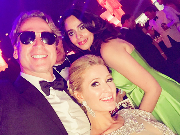 SPOTTED: Mallika Sherawat enjoys a gala time with Paris Hilton