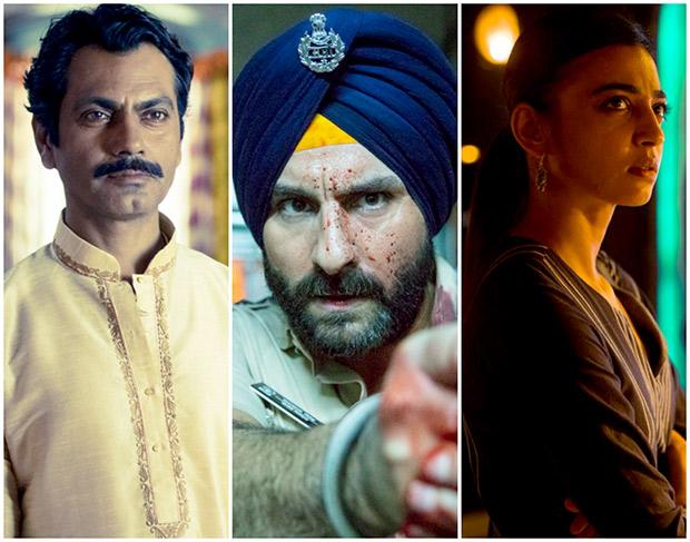 Sacred Games: Saif Ali Khan- Nawazuddin Siddiqui- Radhika Apte starrer Netflix show has a premiere date