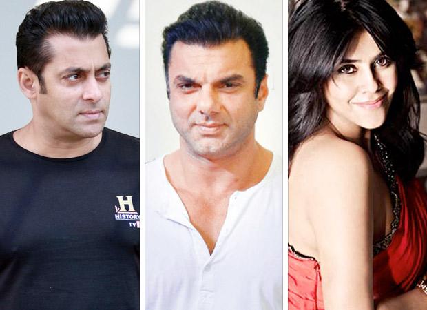Salman Khan, Sohail Khan upset with Ekta Kapoor for 'Mental' title