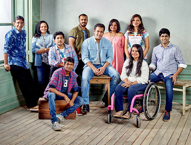 Salman Khan to share real-life stories of heroes who have fought for their cause