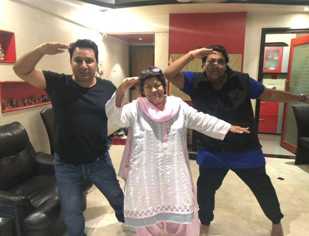 Saroj Khan breaks her silence on Jacqueline Fernandez's 'Ek Do Teen'