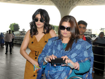 Aamir Khan, Shruti Haasan, Athiya Shetty and others snapped at the airport