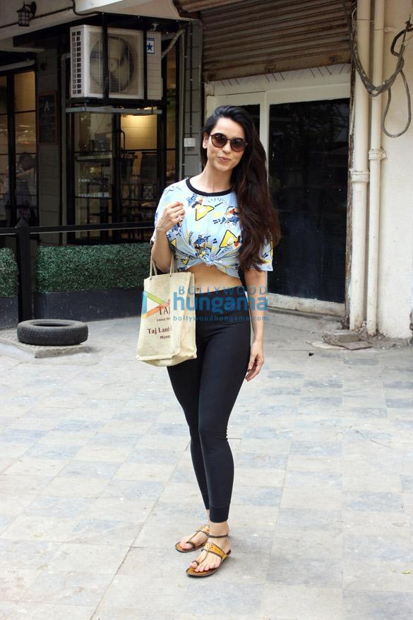 Soundarya Sharma snapped in Andheri