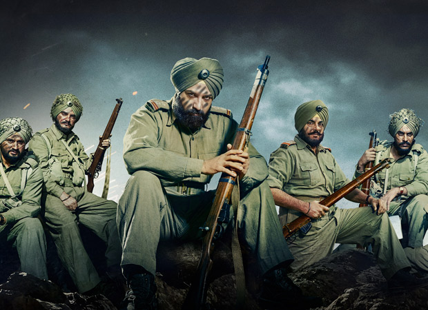 Subedar Joginder Singh enthralls the audiences yet again, with the release of its second poster