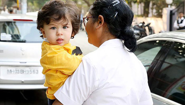 Taimur's pout is NOT inspired by mommy Kareena Kapoor but by this member of the family?