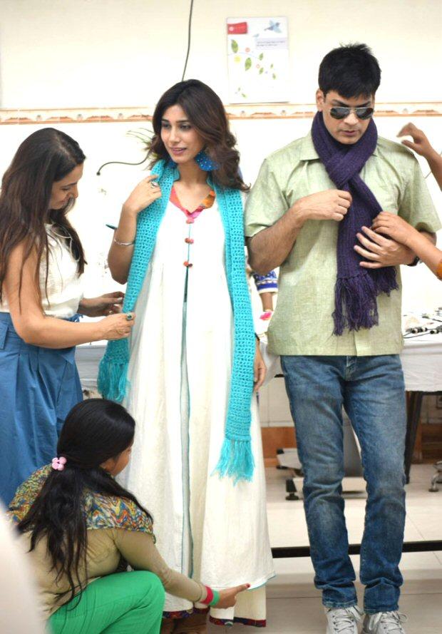 Tihar jail women turn fashion designers for Bollywood film titled Mark Sheet