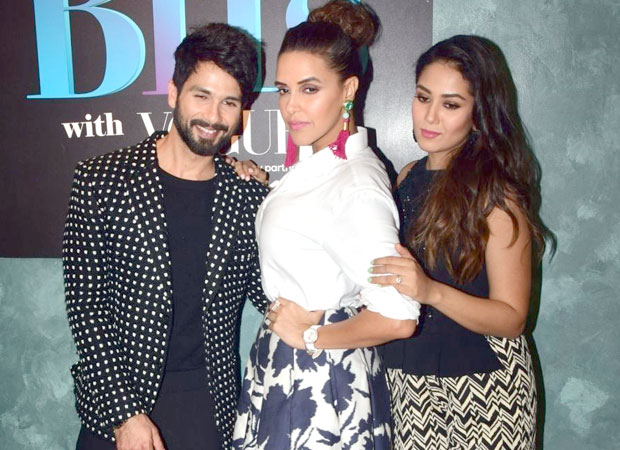 Vogue BFFs Shahid Kapoor-Neha Dhupia take a dig at Sonam Kapoor, Mira Rajput wants to secretly date Sidharth Malhotra