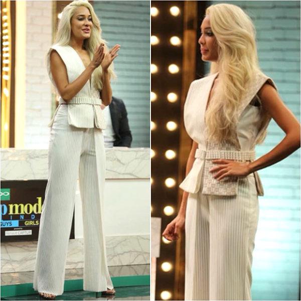 Weekly Best Dressed: Lisa Haydon in Taneiya Khanuja
