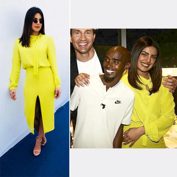 Weekly Best Dressed: Priyanka Chopra in Rochas