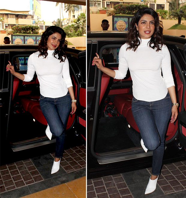 Weekly Best Dressed - Priyanka Chopra in white