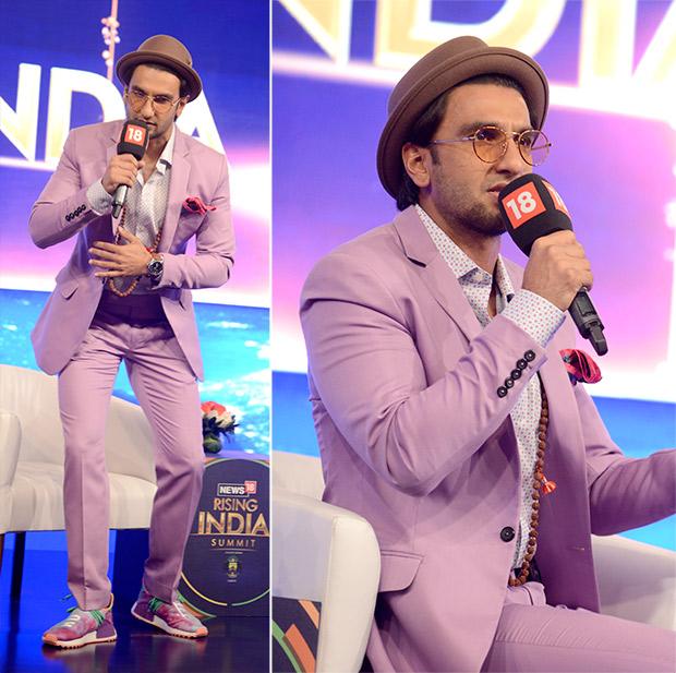 Weekly Best Dressed: Ranveer Singh in Varoin Marwah
