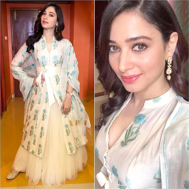 Weekly Best Dressed: Tamannaah Bhatia in Anita Dongre