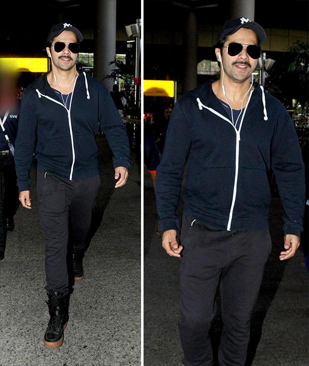 Weekly Celeb Airport Style: Varun Dhawan