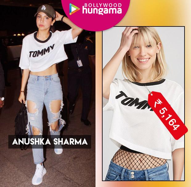 Weekly Celeb Splurges: Anushka Sharma