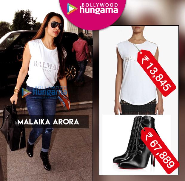 Weekly Celeb Splurges: Malaika Arora