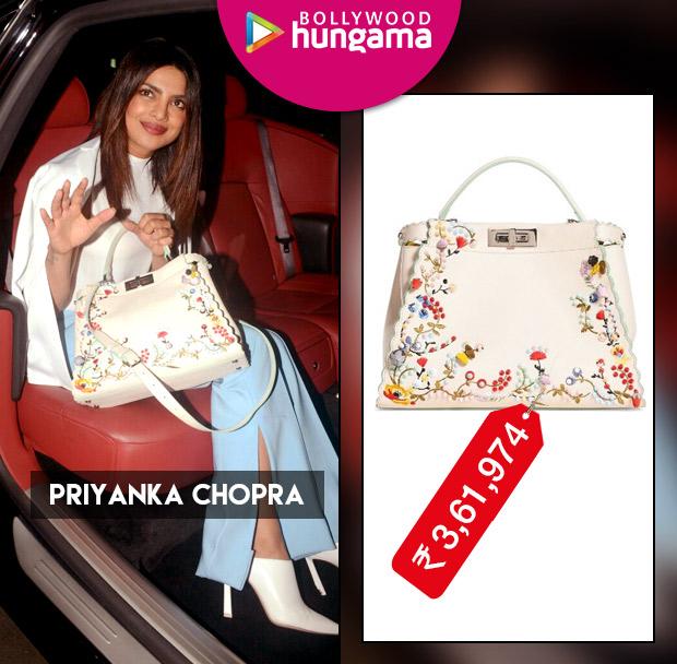 Weekly Celeb Splurges: Priyanka Chopra