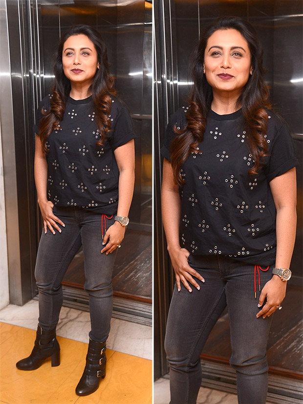 Weekly Worst Dressed: Rani Mukerji