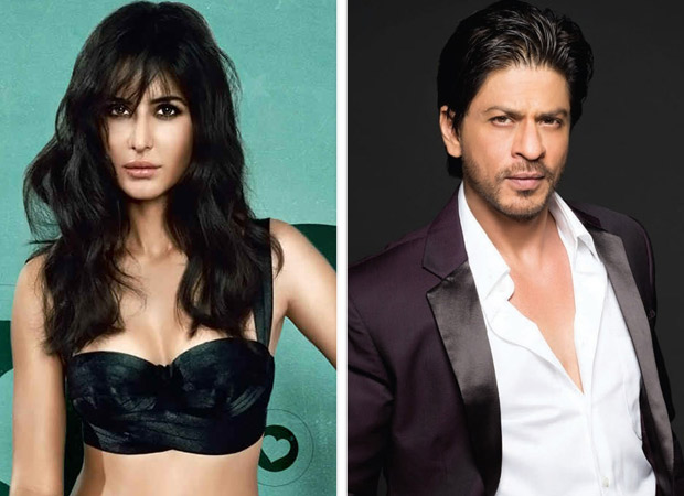 You can't miss this video as Katrina Kaif captures the dapper looking Shah Rukh Khan for her story